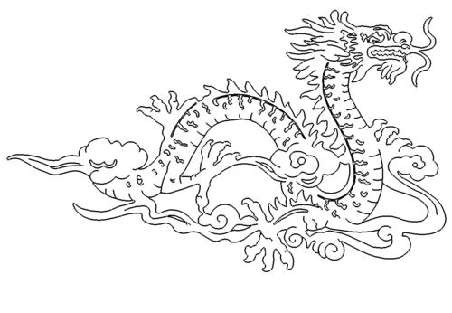 Chinesischer Drachen - Chinese Dragon