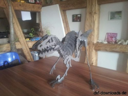 Velodino 3D Modell - Velo Dino 3D model