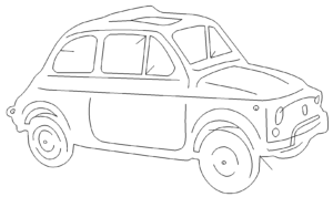 Auto Fiat - car Fiat