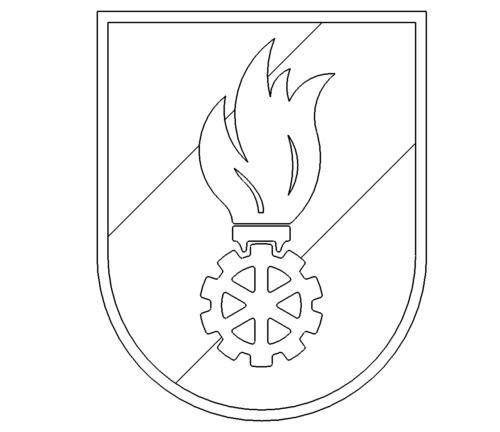 Feuerwehr Logo Einfach