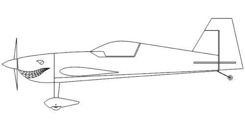 Flugzeug - Plane