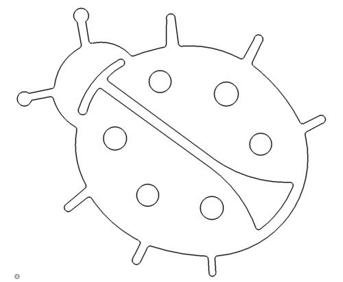 Glücks Marienkäfer - Happiness ladybug
