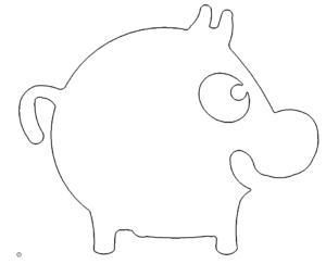 Glücks - Schwein -   Happiness