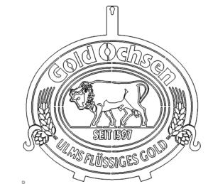 Logo Goldochsen