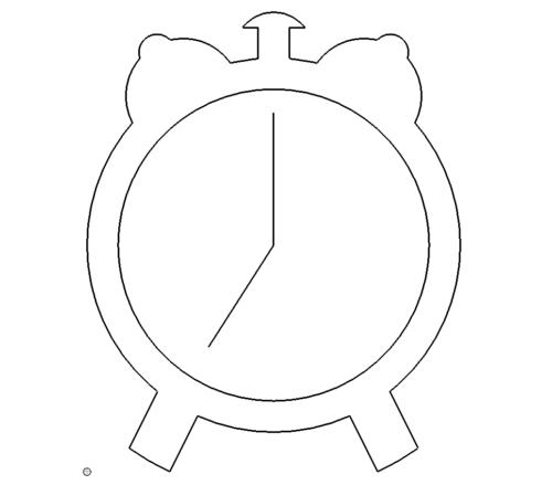 Wecker - Alarm clock