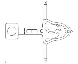Teelichthalter Glocke - Tealight holder bell
