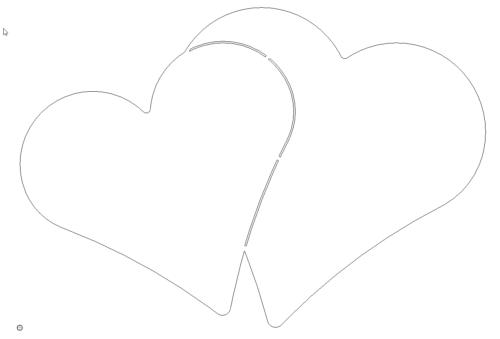 Herz Deko