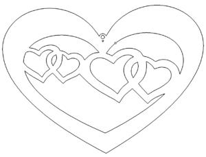 Herzen im Herz - Heart in heart