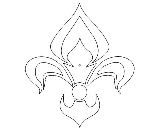 Ornament Tattoo Tribal