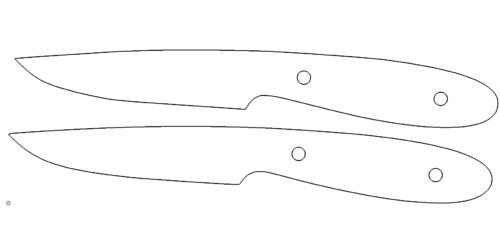Messer - Knife