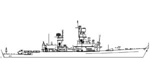 Kreuzer - cruiser
