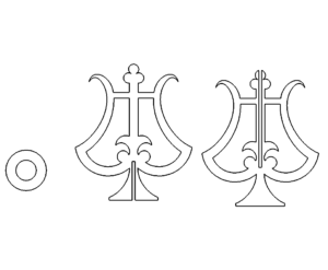 Kronleuchter zum stecken - To put chandeliers