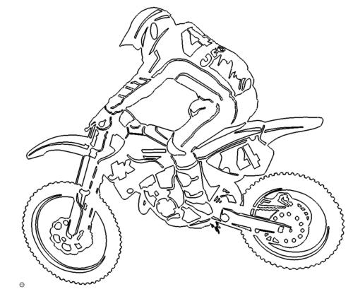 33 motocross zeichnung vorlagen  besten bilder von