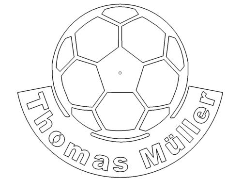 Thomas Müller Ball