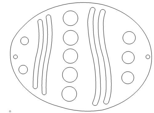 Osterei - Easter egg