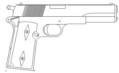 Pistole - Pistol