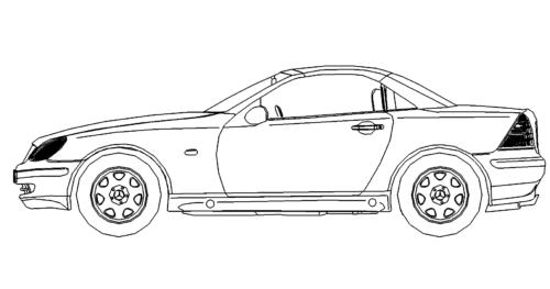 Mercedes Seite