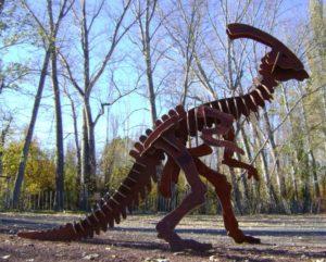 Dino Parasauropholus 3D Modell