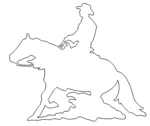 Reiter gemuetlich - Cozy