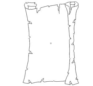 Schriftrahmen - Frame
