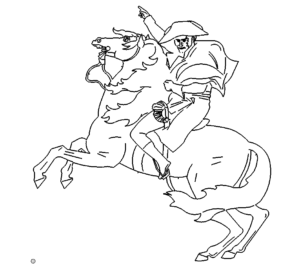 Reiter - Horse