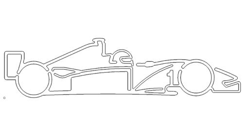 Rennwagen - racing car