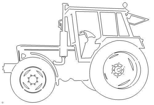 Trecker - tractor