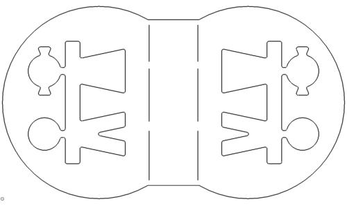 Serviettenhalter - napkin Holder