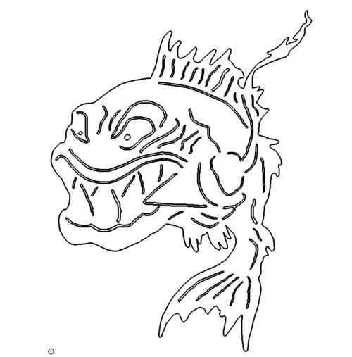 Smoking Fisch - Smoking fish