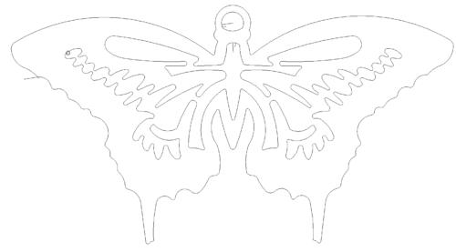 Schmetterling - Butterfly 1