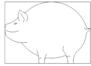 Schweinchen Schweinchen - piggy