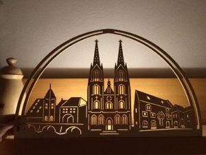 Regensburg Schwibbogen - Arches