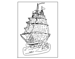 Segelschiff - sailing ship