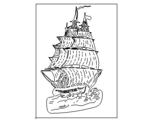 Segelschiff - sailing ship
