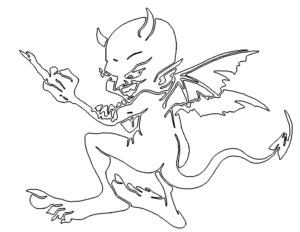 Teufel - Devil