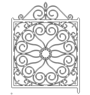 Gartentor - Gardendoor