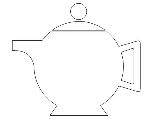 Teekanne -  teapot
