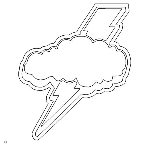 Thunderbolt3.dxf Thunderbolt