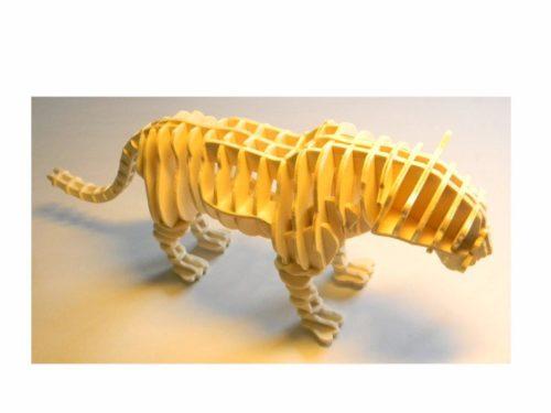 Tiger 3D Modell - Tiger 3D model