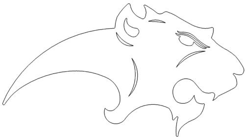 Tiger Gesicht Öffner - Tiger Face Opener