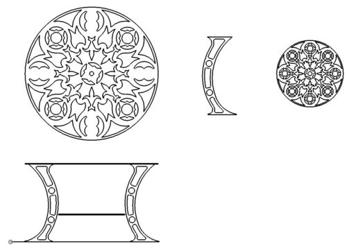 Tisch - Table