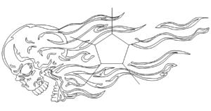 Totenkopf - skull