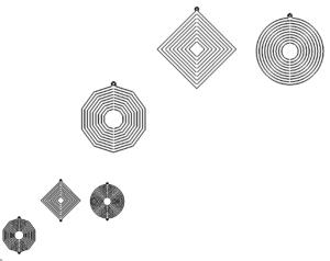 Windspiele - Windgames