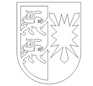 Wappen Schleswig Holstein - Coat of arms Schleswig Holstein