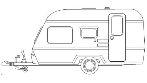 Wohnwagen - caravan