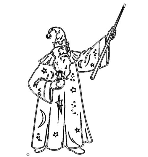 Zauberer - Wizard