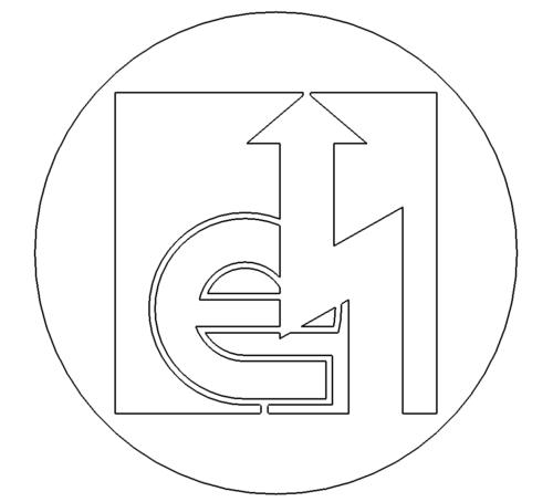 Zunftzeichen Elektriker - Guild signs Electricians
