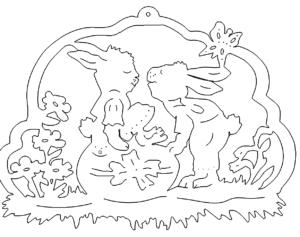 Osteranhänger - Easter Hanging