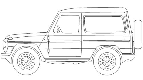 Jeep Seite