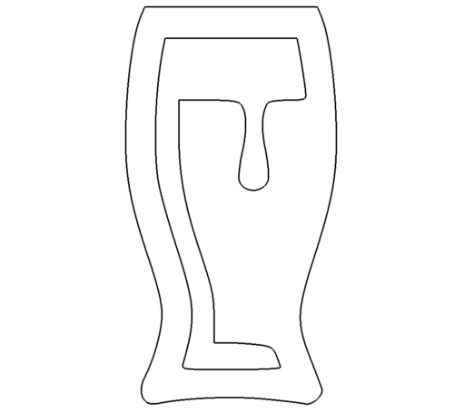 Bierglas